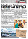 Dalby Engine Rebuilders 2013 Dalby Business of the Year