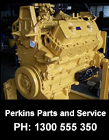 Perkins Engine